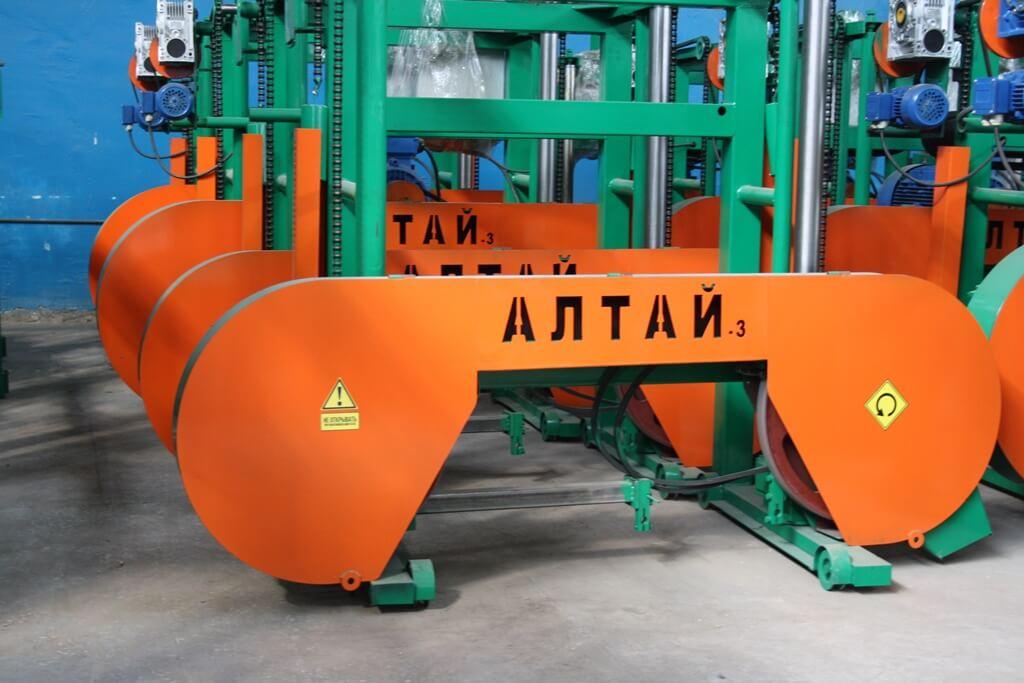 Пилорама Алтай-3™ 700